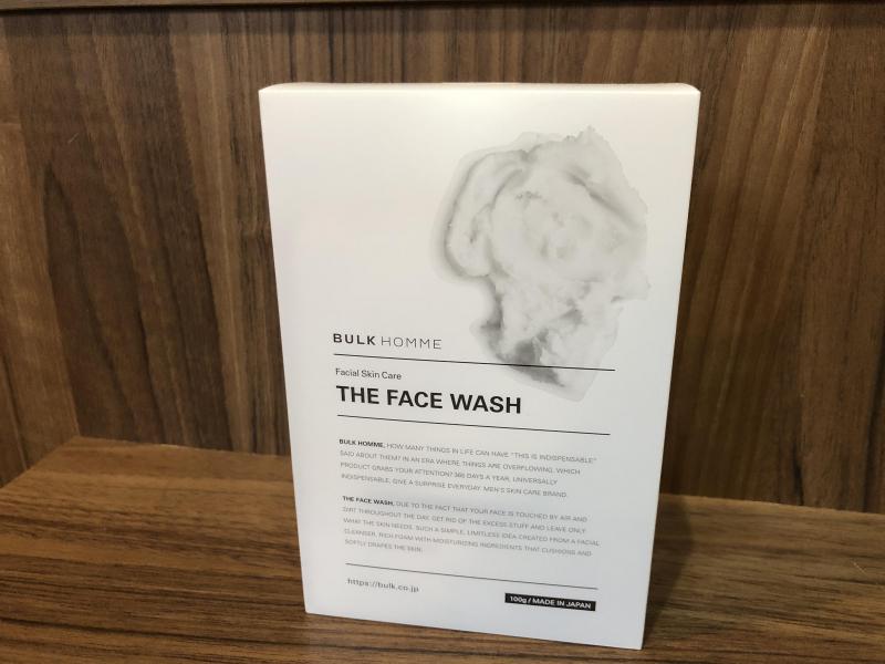THE FACE WASH  ザ フェイスウォッシュ 洗顔料